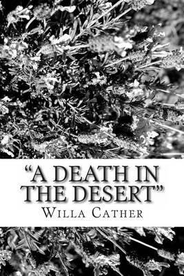 A Death in the Desert