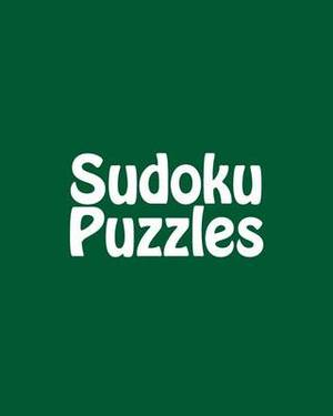 Sudoku Puzzles: 80 Easy to Read, Large Print Sudoku Puzzles