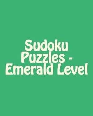Sudoku Puzzles - Emerald Level: Fun, Large Grid Sudoku Puzzles