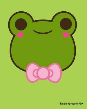 Kawaii Notebook #20: A Super Cute Kawaii Notebook