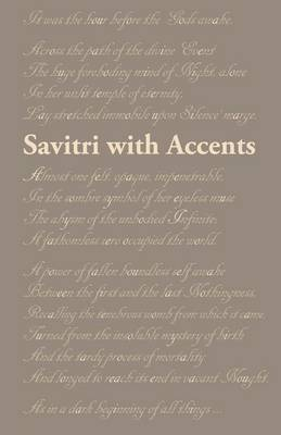 Savitri with Accents