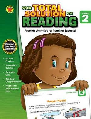 Your Total Solution for Reading, Grade 2