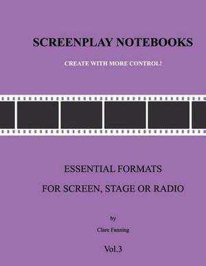 Screenplay Notebooks