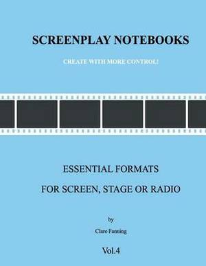 Screenplay Notebooks