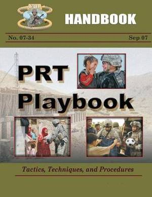 Prt Playbook: Tactics, Techniques, and Procedures