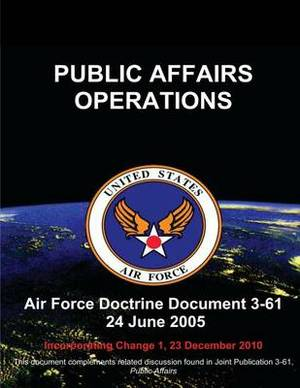 Public Affairs Operations