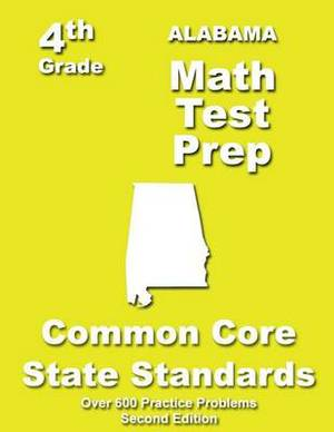 Alabama 4th Grade Math Test Prep: Common Core Learning Standards