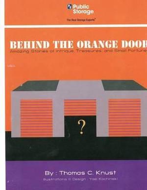 Behind the Orange Door