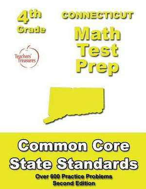 Connecticut 4th Grade Math Test Prep: Common Core Learning Standards
