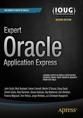 Expert Oracle Application Express: 2015