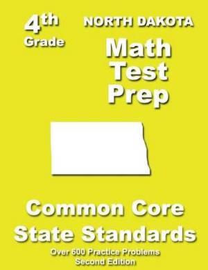 North Dakota 4th Grade Math Test Prep: Common Core Learning Standards