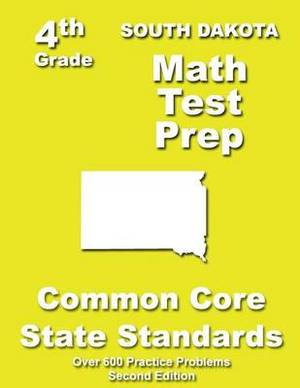 South Dakota 4th Grade Math Test Prep: Common Core Learning Standards