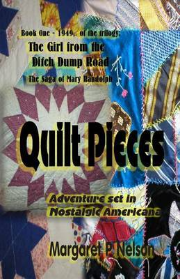 Quilt Pieces: Mary Randolph Begins