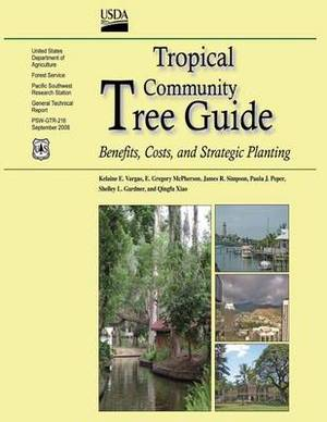 Tropical Community Tree Guide: Benefits, Costs, and Strategic Planting