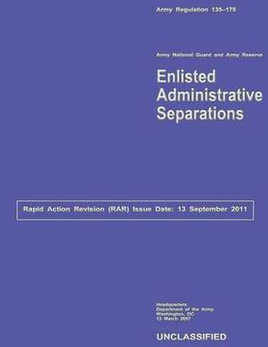 Enlisted Administrative Separations