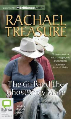 The Girl and the Ghost-Grey Mare: Library Edition