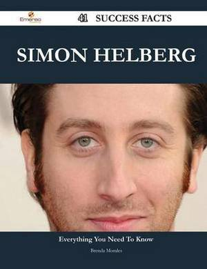 Simon Helberg 41 Success Facts - Everything You Need to Know about Simon Helberg