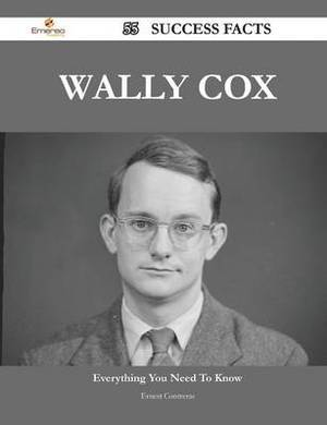Wally Cox 55 Success Facts - Everything You Need to Know about Wally Cox