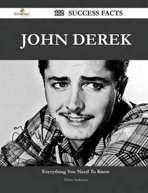 John Derek 112 Success Facts - Everything You Need to Know about John Derek