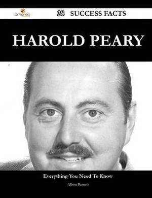 Harold Peary 38 Success Facts - Everything You Need to Know about Harold Peary