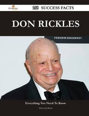Don Rickles 168 Success Facts - Everything You Need to Know about Don Rickles