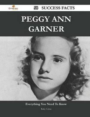 Peggy Ann Garner 58 Success Facts - Everything You Need to Know about Peggy Ann Garner