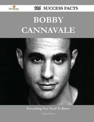 Bobby Cannavale 126 Success Facts - Everything You Need to Know about Bobby Cannavale