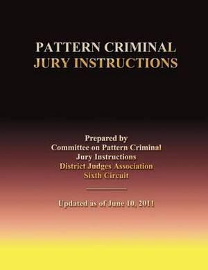 Pattern Criminal Jury Instructions