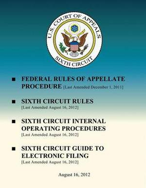 Federal Rules of Appellate Procedure: Sixth Circuit Rules