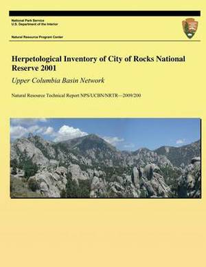Hematological Inventory of City of Rocks National Reserve 2001