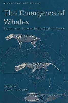 The Emergence of Whales: Evolutionary Patterns in the Origin of Cetacea