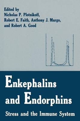 Enkephalins and Endorphins: Stress and the Immune System