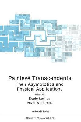 Painleve Transcendents: Their Asymptotics and Physical Applications