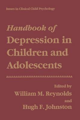 Handbook of Depression in Children and Adolescents