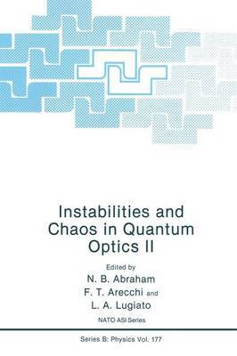 Instabilities and Chaos in Quantum Optics II