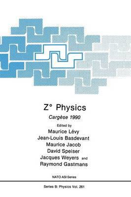 Z Physics: Cargese 1990