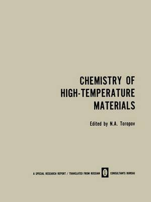 Chemistry of High-Temperature Materials