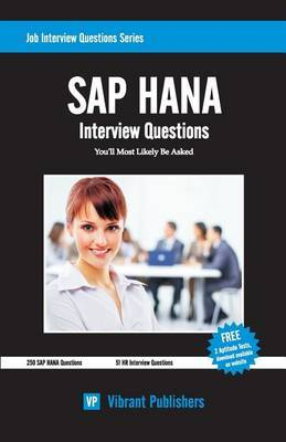 SAP HANA Interview Questions: You'll Most Likely Be Asked