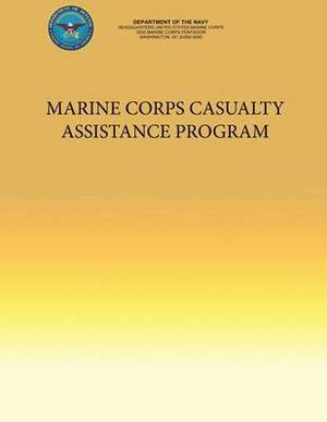 Marine Corps Casualty Assistance Program