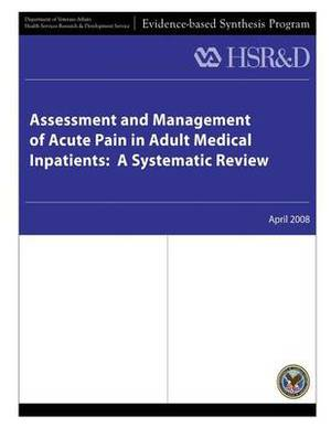 Assessment and Management of Acute Pain in Adult Medical Inpatients: A Systematic Review