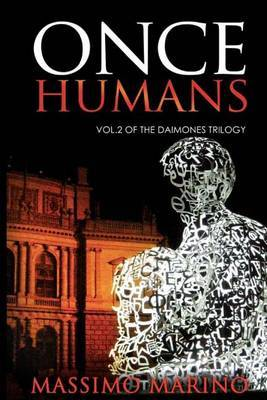 Once Humans: Vol.2 of the Daimones Trilogy