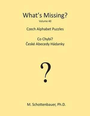 What's Missing?: Czech Alphabet Puzzles