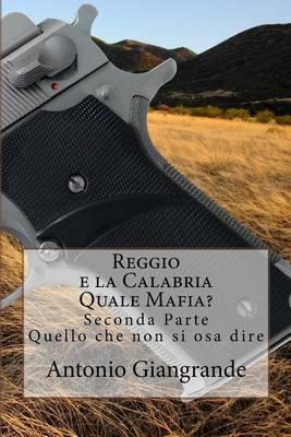 Reggio E La Calabria: Quello Che Non Si Osa Dire