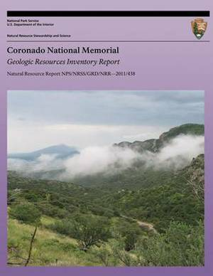 Coronado National Memorial Geologic Resources Inventory Report
