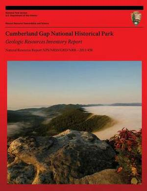 Cumberland Gap National Historical Park Geologic Resources Inventory Report
