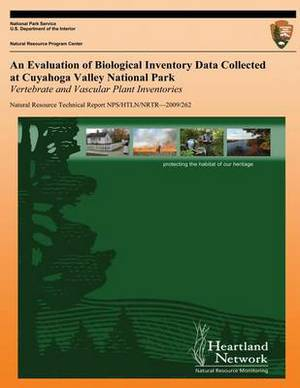 An Evaluation of Biological Inventory Data Collected at Cuyahoga Valley National Park: Vertebrate and Vascular Plant Inventories