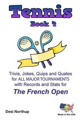 Tennis Book 4: The French Open in Black + White