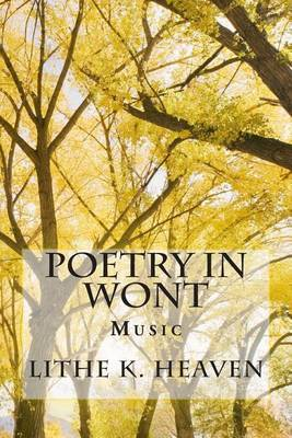 Poetry in Wont: Music