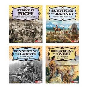 Adventures on the American Frontier