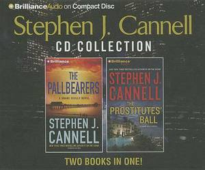 Stephen J. Cannell CD Collection 3: The Pallbearers, the Prostitutes' Ball